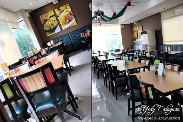 Interior Photos of Aristocrat at Subic Bay Freeport Zone Philippines