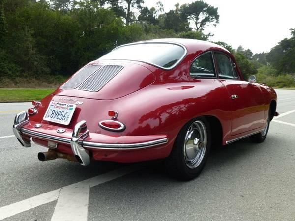 1962 Porsche 356b T6 Super Coupe Buy Classic Volks