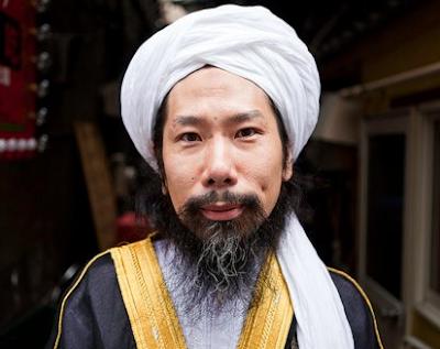 Taki Takazawa Artis Jepang Yang beragama islam