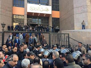 الحكم في اتفاقية ترسيم الحدود البحرية بين مصر والسعودية