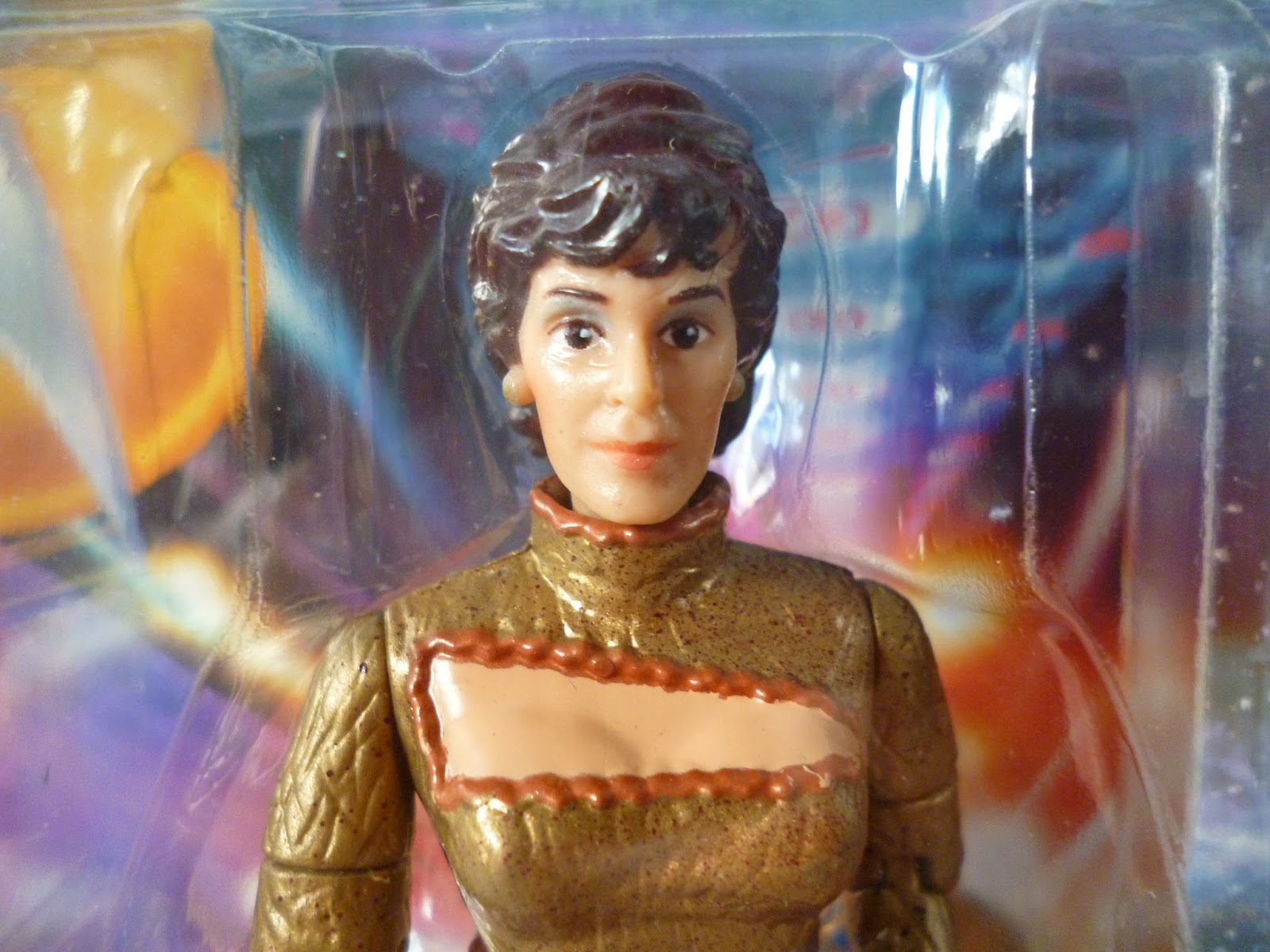 Star Trek Lwaxana Troi with Space Cap Canada