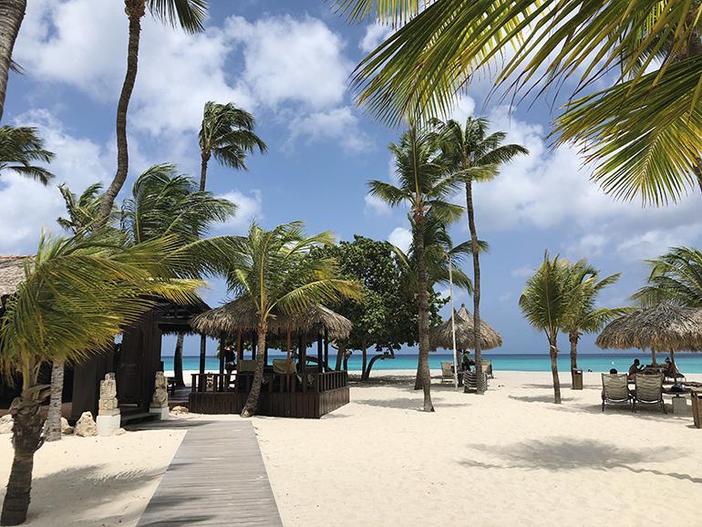 Spa Del Sol Aruba Manchebo Resort