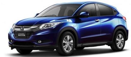 2017 Honda Vezel Specs, Price