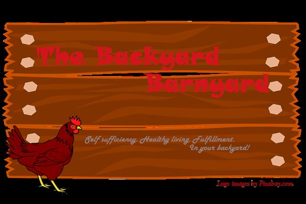 The Backyard Barnyard: July 2016