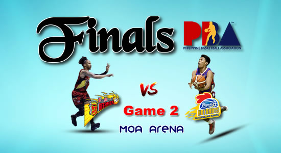 List of PBA Game: March 25 at MOA Arena 2017-2018 PBA Philippine Cup - SMB vs Magnolia GAME 2 Finals