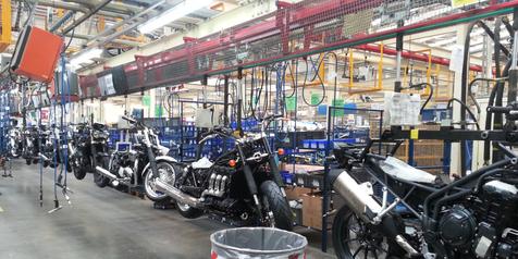 Alasan Produsen Otomotif Pilih Bangun Pabrik di Thailand