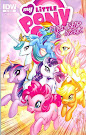 My Little Pony Friendship is Magic #3 Comic Cover Retailer Incentive Variant