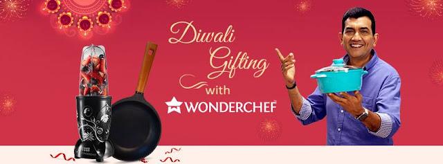 Diwali offering by Chef Sanjeev Kapoor's Wonderchef