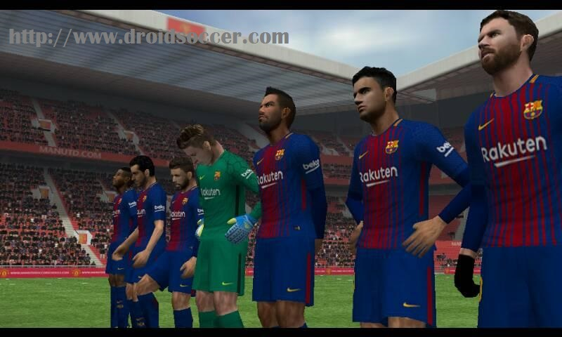 PES 2018 PSP by Chelito 19 ISO [Update 2018/2019]Gapmod