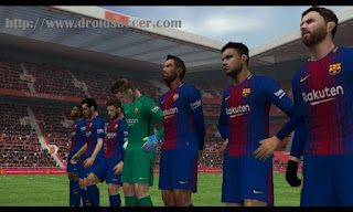 Download PES 2018 PSP by Chelito 19 ISO [Update 2018/2019]