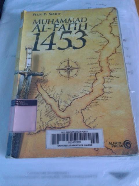 Buku Muhammad Al-Fatih