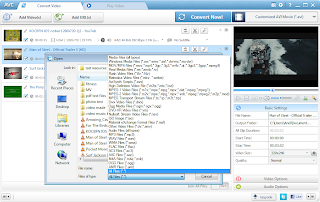 برنامج تحويل بين صيغ الفيديو والصوت Any Video Converter Professional 5.5.9
