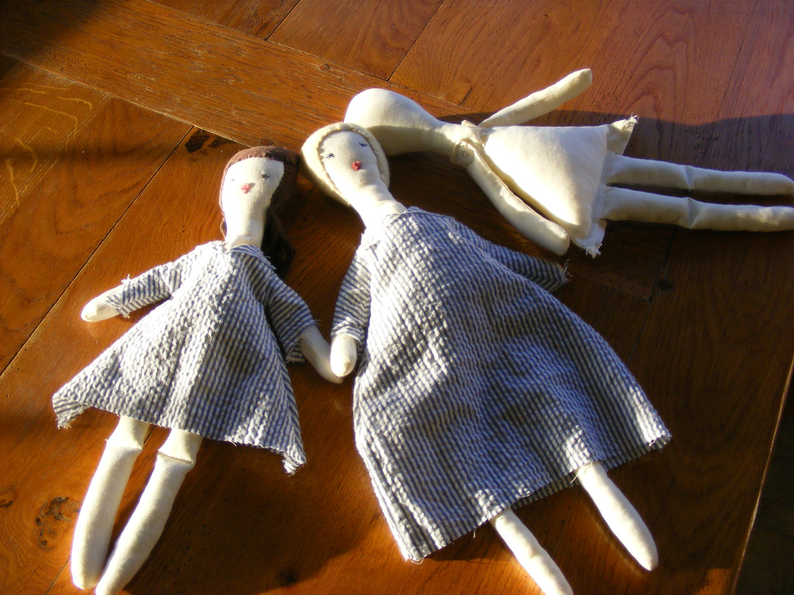 Camp Follower Bags And Quilts A Simple Rag Doll Tutorial