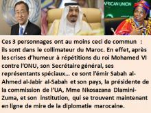 Marruecos: Diplomacia de los golpes improvisados!