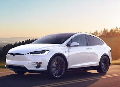 Harga Mobil Tesla X