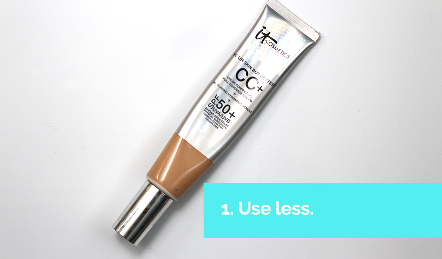 It Cosmetics makes the best CC cream, ever.