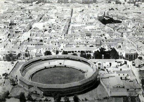 Resultado de imagen de cabra vista aerea