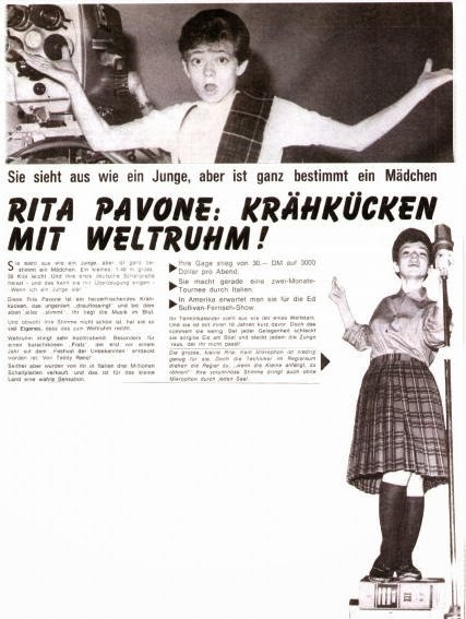 Rita Pavone Peppino Aus Torino Bye Bye Blue Jeans