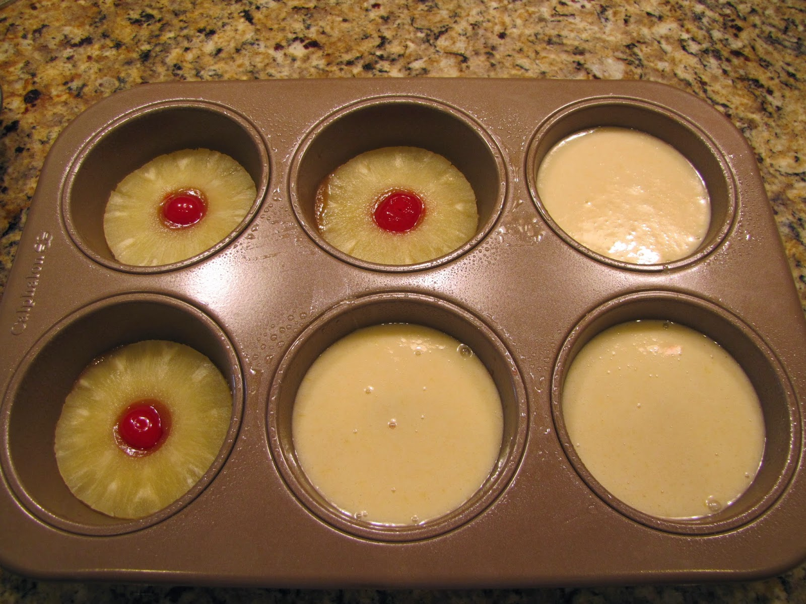 Big Mama S Home Kitchen Mini Pineapple Upside Down Cakes