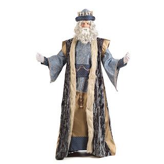 Traje del Rey Melchor