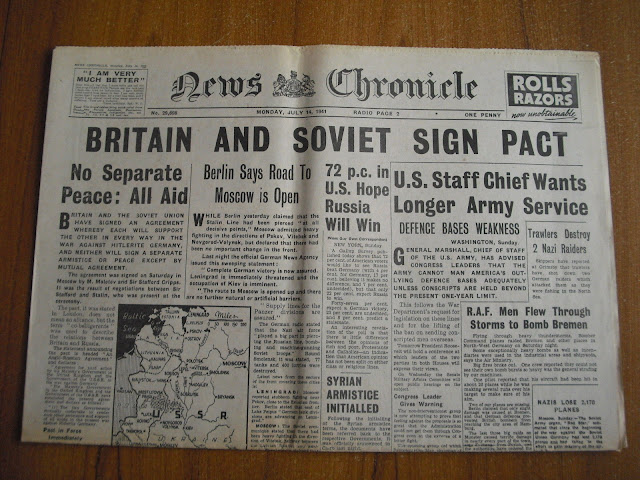 News Chronicle, 14 July 1941 worldwartwo.filminspector.com