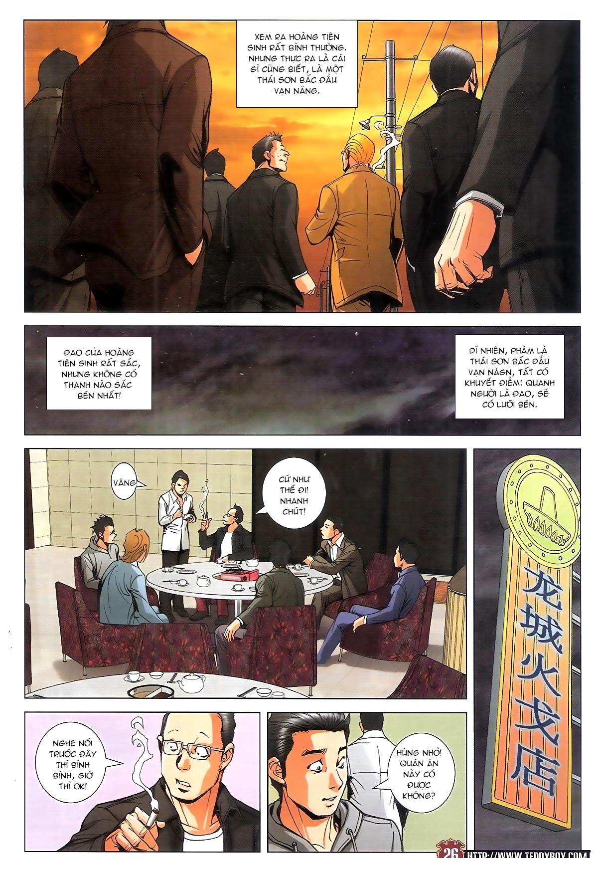 Người Trong Giang Hồ chapter 1795: hoàng tiên sinh trang 25