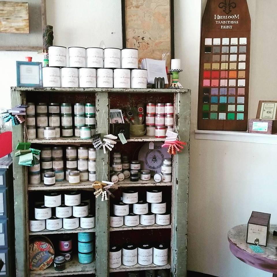 Good Aardvark Furniture, The Exclusive Brand Ambassador Of Heirloom Traditions  Paint Invites You To Stop In Unfettered (3035 Indianola Ave. In  Clintonville ...