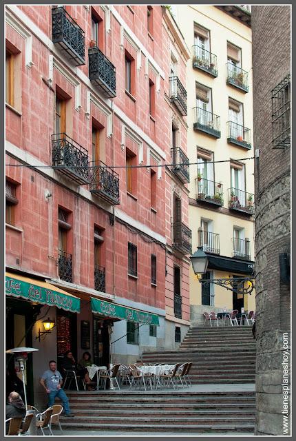 Calle Nuncio Madrid