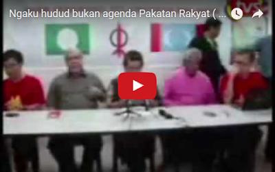 Hudud bukan agenda Pakatan Rakyat