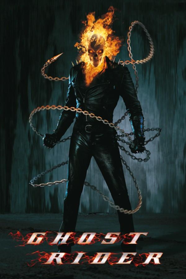 Ghost Rider [2007] [DVDR] [NTSC] [Latino]