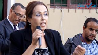 """تارودانت24 / فيديو : """" نجاة أنوار """" وضعية الأطفال في المغرب كارثية"""