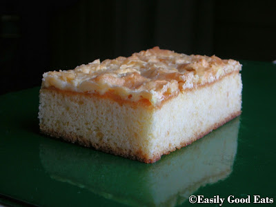 Make Tosca Cake