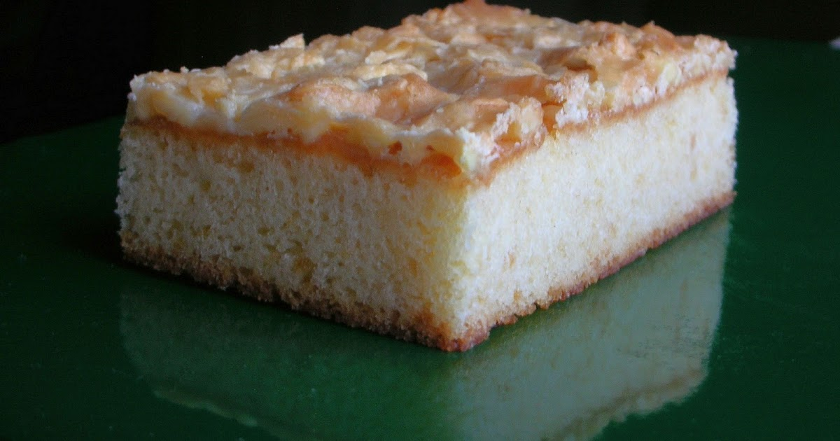 Swedish Almond Cake Ikea Recipe