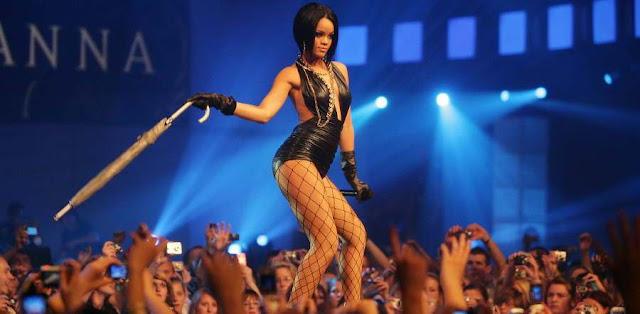 Música en imagen: Rihanna