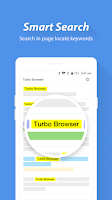 تطبيق Turbo Browser (3)