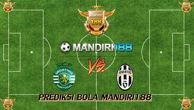 AGEN BOLA - Prediksi Sporting Lisbon vs Juventus 1 November 2017
