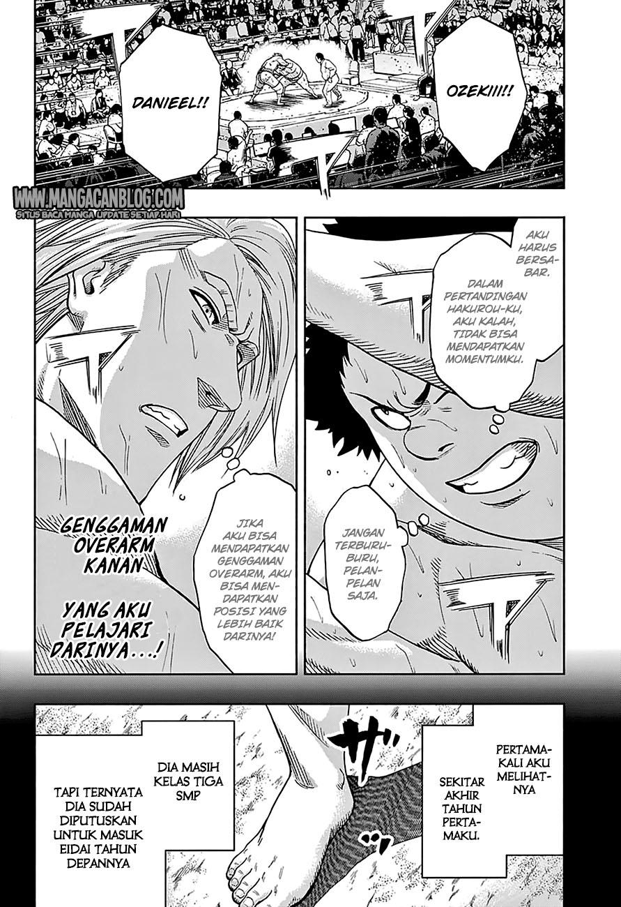Komik hinomaru zumou 144 - saling bertolakan 145 Indonesia hinomaru zumou 144 - saling bertolakan Terbaru 2|Baca Manga Komik Indonesia