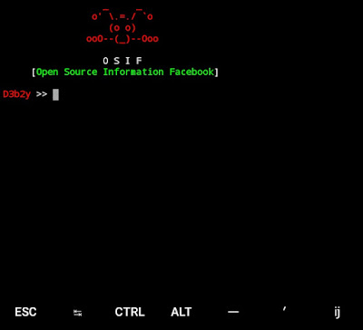 Cara install OSIF di android via termux