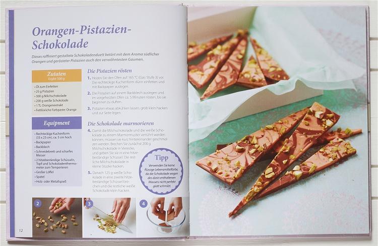 Rezension/Buchvorstellung Meine kleine Naschboutique - Süßigkeiten selber machen und verschenken 2
