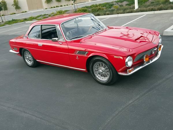 1967 Iso Rivolta IR 300
