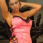 Andrea Rincon, Selena Spice Galeria 38 : Baby Doll Rosado, Tanga Rosada, Total Rosada Foto 69