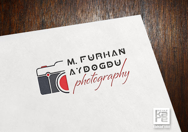 Photograpy Logo Tasarımı