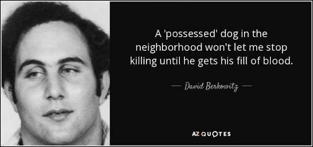 Serial Killer David berkovirz Quotes