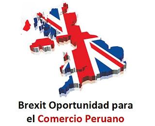 Brexit Oportunidad para el Comercio Peruano