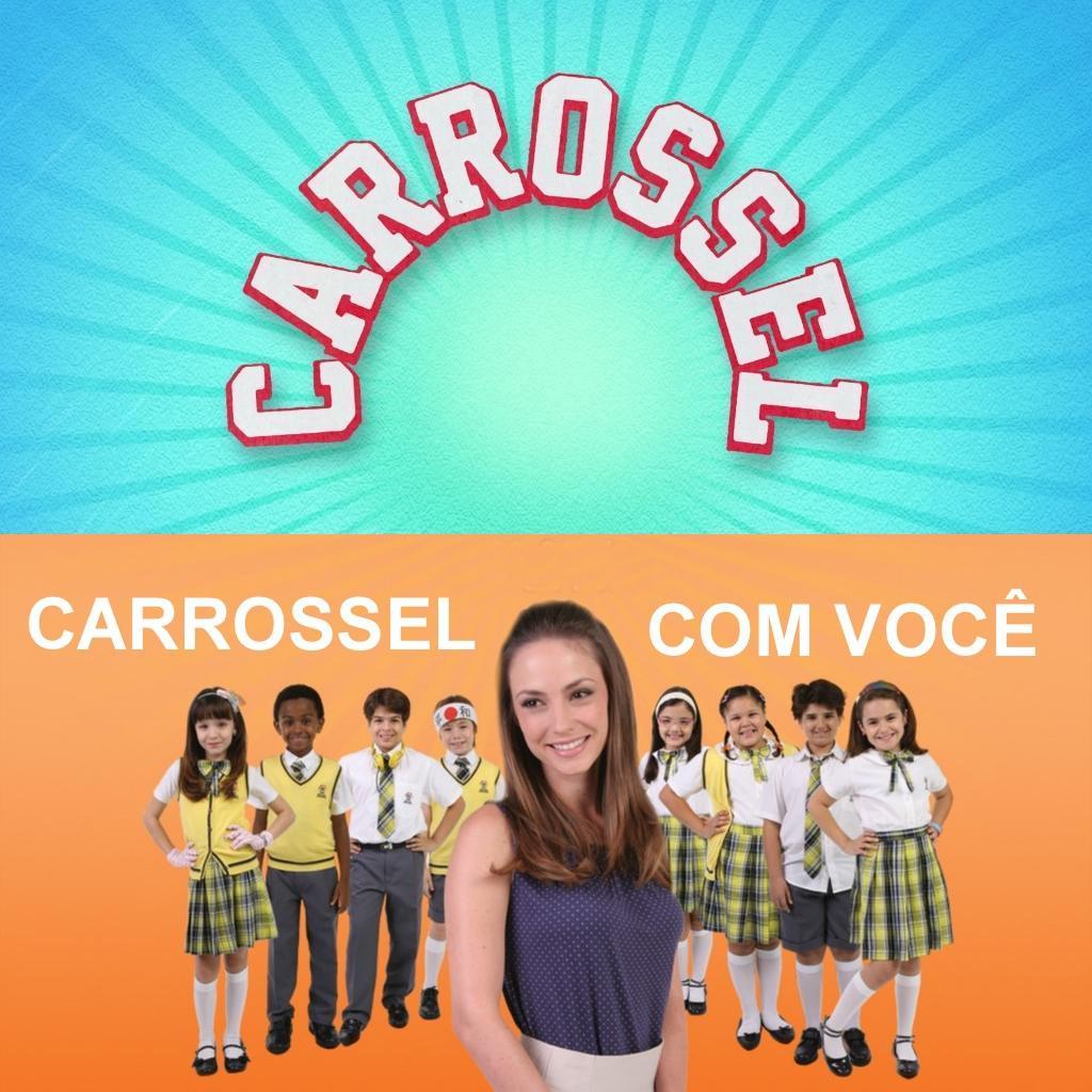 trilha sonora da novela carrossel 2012