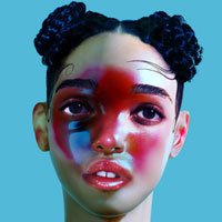 The Top 50 Albums of 2014: 11. FKA twigs - LP1