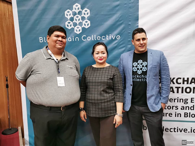Blockchain course held at a 2-day intensive training in San Beda University