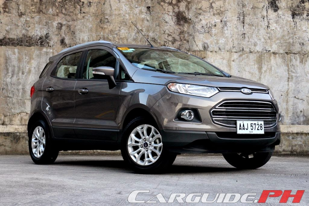 review 2014 ford ecosport 1 5 titanium philippine car news car reviews and prices carguide ph. Black Bedroom Furniture Sets. Home Design Ideas