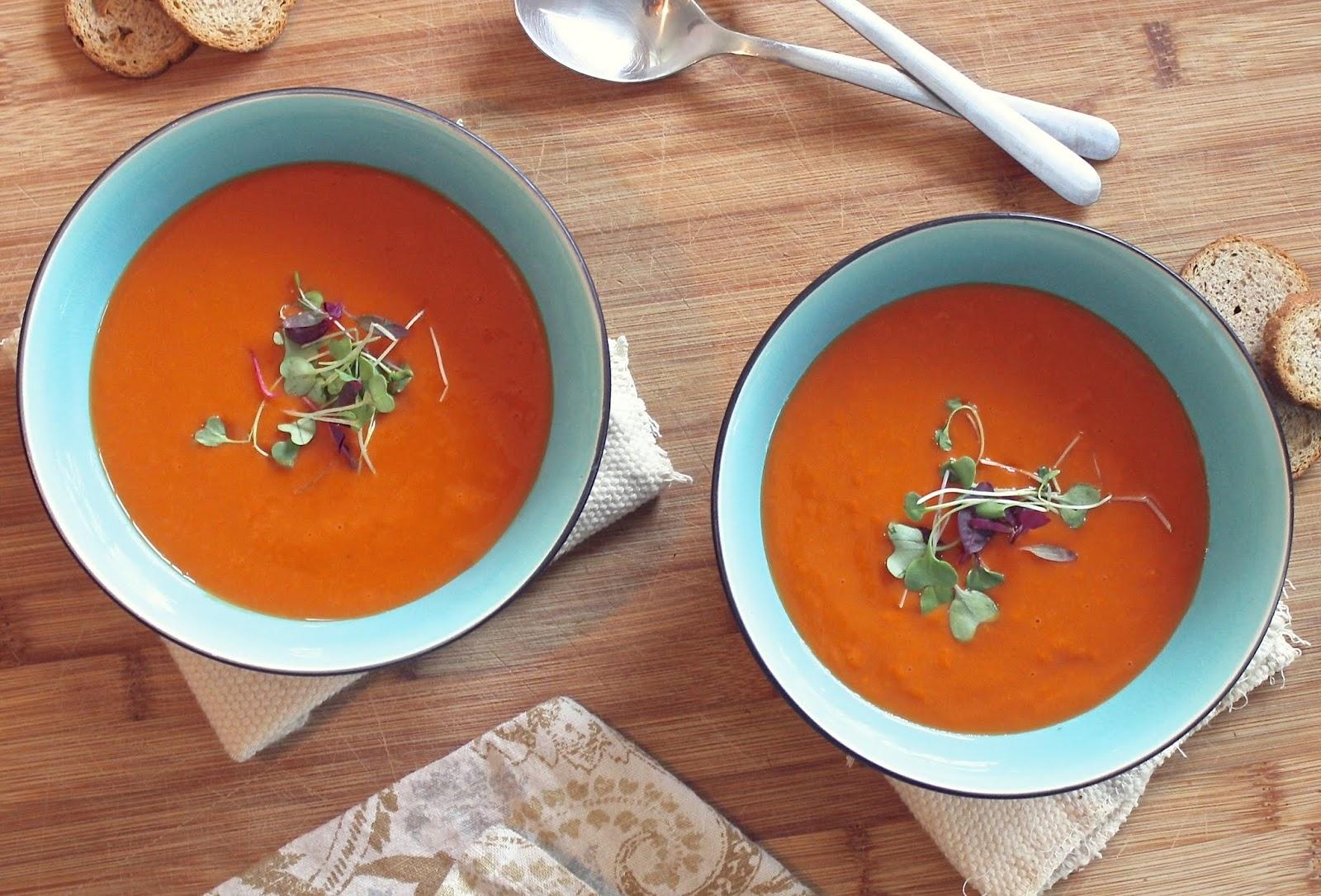 Resep Sup Tomat Mudah Dan Sehat Topkoky