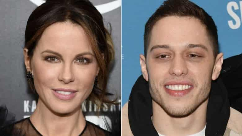 Kate Beckinsale's ex warns comedian Pete Davidson to 'run'